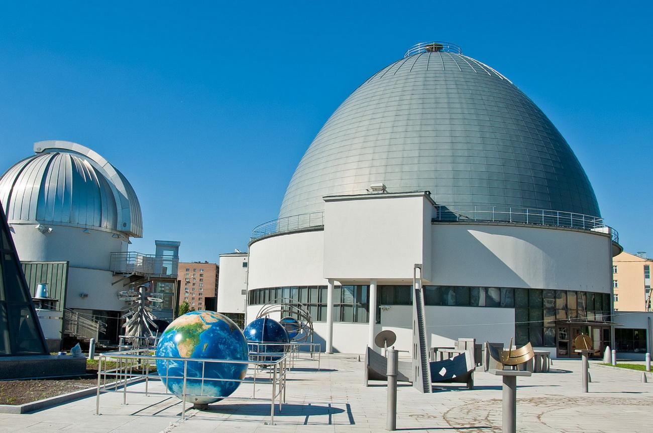 Московский планетарий где находиться