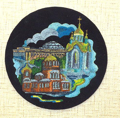 Изделия из бисера - 005 - Образование Центрального района.